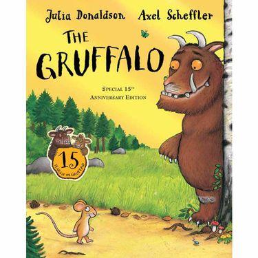 The Gruffalo: The Gruffalo 15th Anniversary Edition (Paperback)