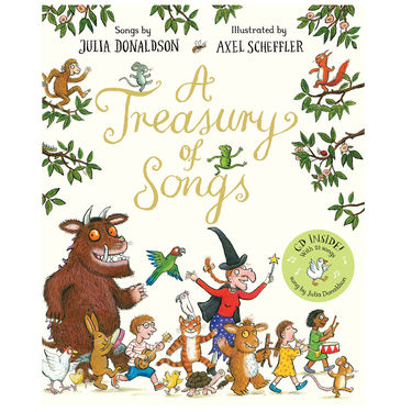 The Gruffalo: A Treasury of Songs (Paperback Edition)