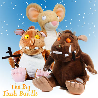 The Gruffalo: The Big Plush Bundle