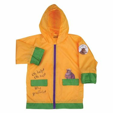 The Gruffalo: Gruffalo Pack-away Rain Mac Coat Small