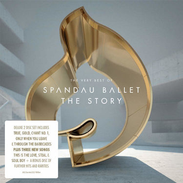 Spandau Ballet: The Story - The Very Best Of Spandau Ballet (Deluxe Edition)