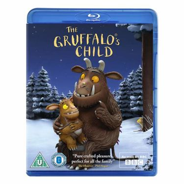 The Gruffalo: The Gruffalo's Child Blu-ray