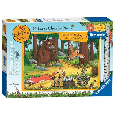 The Gruffalo: The Gruffalo My First Floor Puzzle