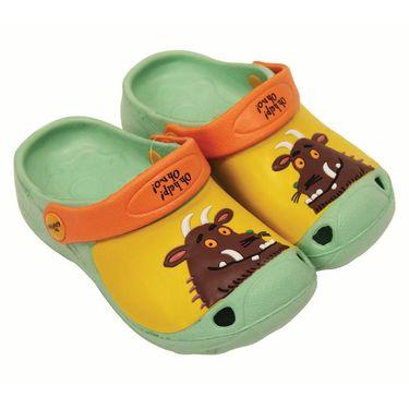 The Gruffalo: Gruffalo Garden Clogs - Size 6-7
