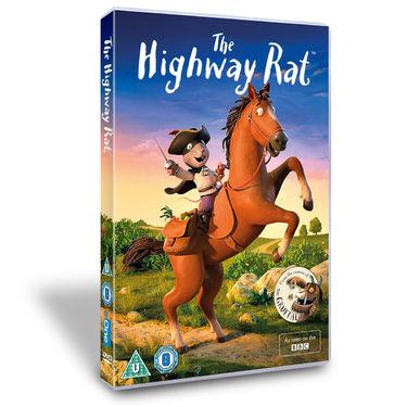 Highway Rat: The Highway Rat DVD