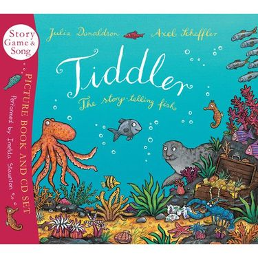 Tiddler: Tiddler (Book and CD)
