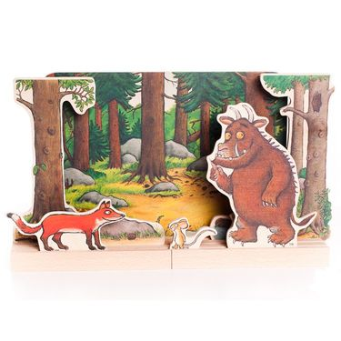 The Gruffalo: The Gruffalo Wooden Theatre