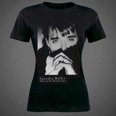 Spandau Ballet: Iconic Photo 'Martin' T-Shirt