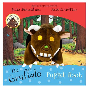The Gruffalo: My First Gruffalo: The Gruffalo Puppet Book