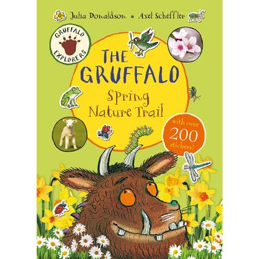 Donaldson and Scheffler: Gruffalo Explorers: The Gruffalo Spring Nature Trail (Paperback)