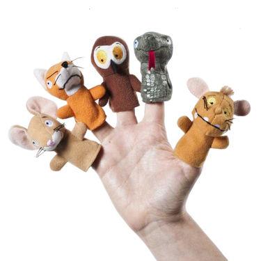 The Gruffalo: The Gruffalo's Child Finger Puppet
