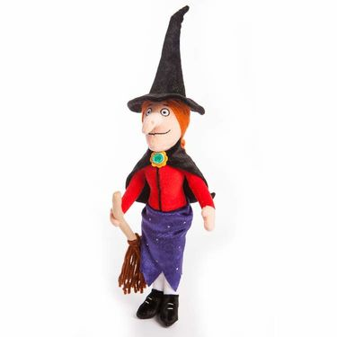 Room on the Broom: Room on the Broom Witch 15'' Soft Toy