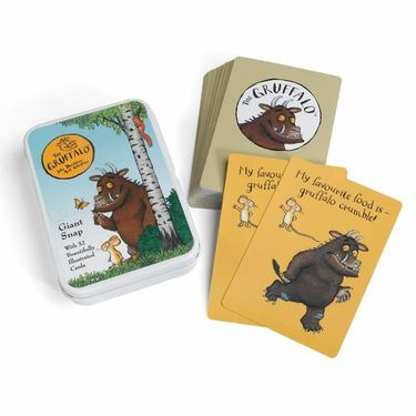 The Gruffalo: Giant Snap Cards