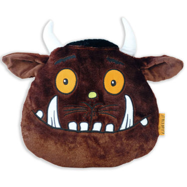 The Gruffalo: Gruffalo Shaped Head Cushion