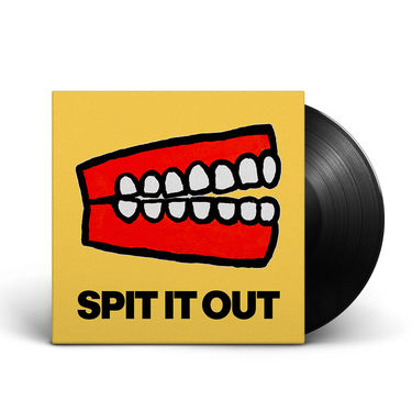 "Slaves: Spit It Out 7"" Single"