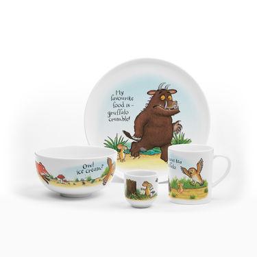 The Gruffalo: Gruffalo Ceramic Dinner Set