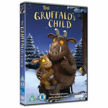 The Gruffalo: The Gruffalo's Child DVD