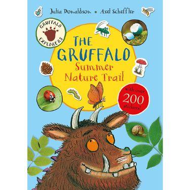 Donaldson and Scheffler: Gruffalo Explorers: The Gruffalo Summer Nature Trail (Paperback)