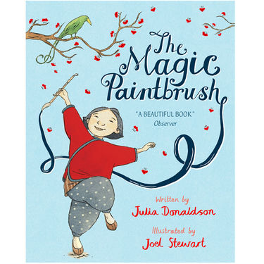 Julia Donaldson: The Magic Paintbrush