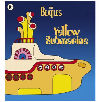 The Beatles: Yellow Submarine - Midi Edition Book