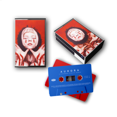 Aurora: Infections Of A Different Kind Of Human (Step 1 & 2) Cassette