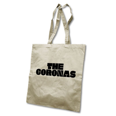 The Coronas: Logo Tote Bag