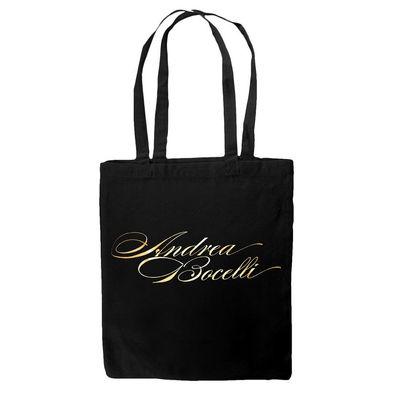 Andrea Bocelli: Andrea Bocelli (Logo) Shopper Bag