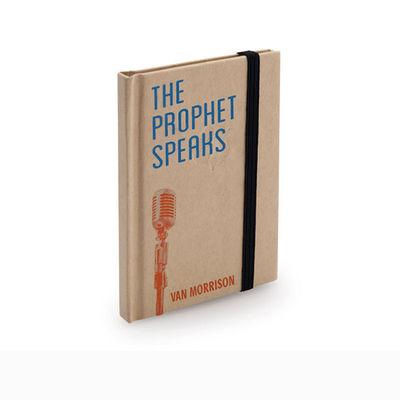 Van Morrison: Prophet Notepad