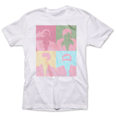 Kings Of Leon: White Brady Art Tee