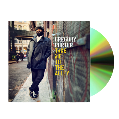 Gregory Porter: Take Me to the Alley - Standard CD