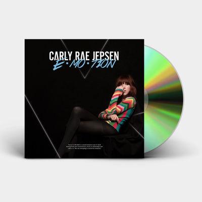 Carly Rae Jepsen.: E.MO.TION Standard CD Album