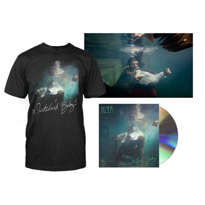 hozier: WASTELAND, BABY! CD, TEE & POSTER