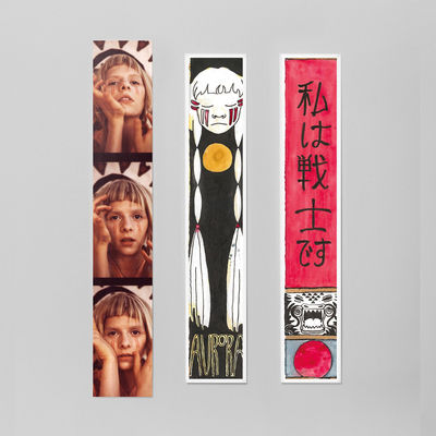 Aurora: Bookmark set x 3