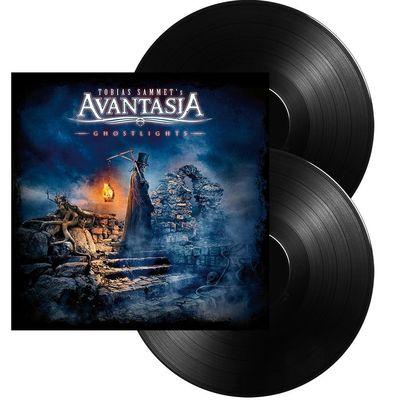 Avantasia: Ghostlights Gatefold Vinyl + Signed Print