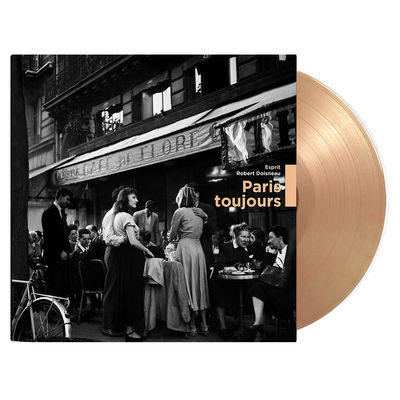 Various Artists: Paris Toujours: Limited Edition Beige Vinyl