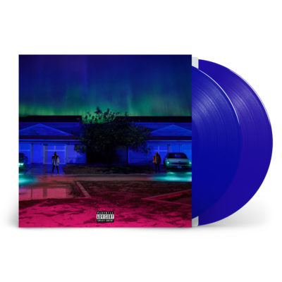 Big Sean: I Decided. Blue vinyl