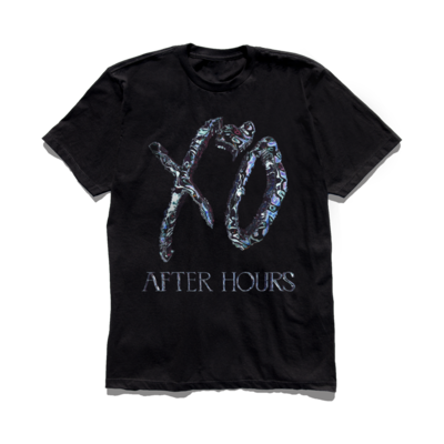 The Weeknd: XO LOGO AFTER HOURS TRIP TEE