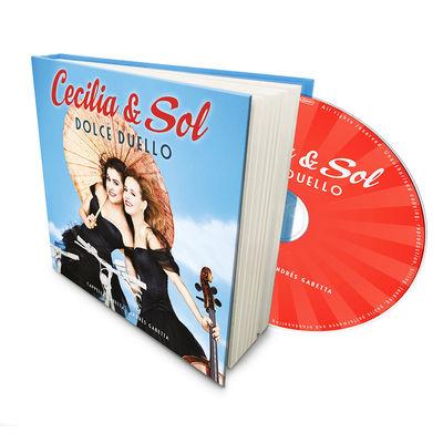 Cecilia Bartoli and Sol Gabetta: Dolce Duello: Deluxe Hardcover CD