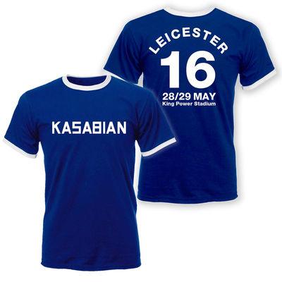 Kasabian: Ringer T-Shirt