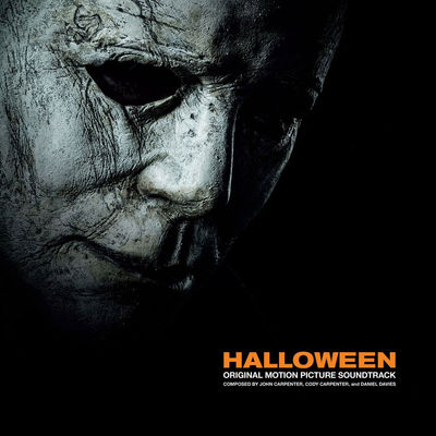 John Carpenter: Halloween OST: Blood Knife Colour Vinyl