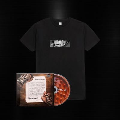 Potter Payper: Thanks For Waiting: CD & T-shirt