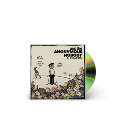 De La Soul: And The Anonymous Nobody…