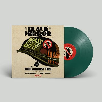 Ben Salisbury: Black Mirror: Men Against Fire: Green Vinyl