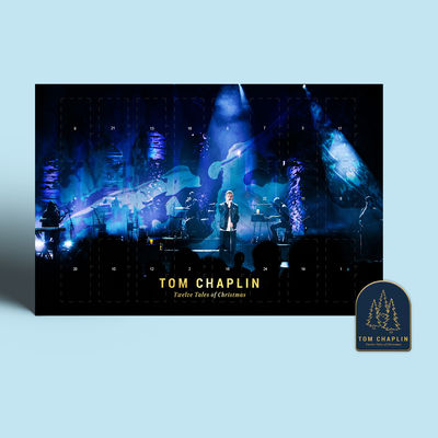 Tom Chaplin: TC Advent Calendar & Fridge Magnet Bundle