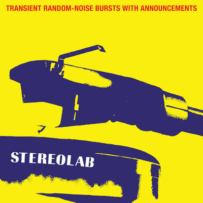Stereolab: Transient Random-Noise Bursts with Announcements