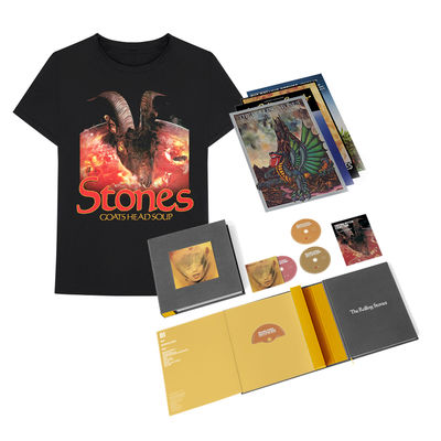 The Rolling Stones: GHS T-Shirt Bundle 5