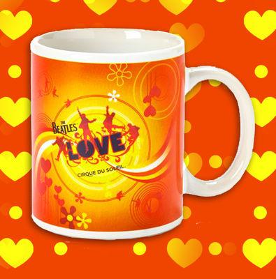 The Beatles: Love Mug