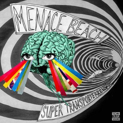 Menace Beach: Super Transporterreum