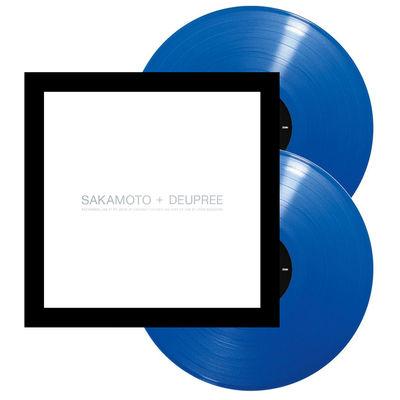 Ryuichi Sakamoto: Live In London: Limited Edition Double Transparent Blue Vinyl