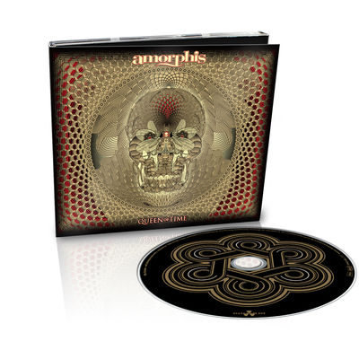 Amorphis: Queen Of Time: Limited Edition Digipack CD + Signed Insert